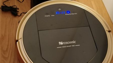 Proscenic 790T WLAN Staubsauger Roboter Test