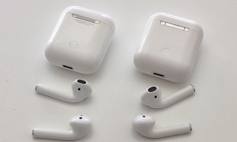 TWS i80 Test und Vergleich mit Apple Airpods Qualität