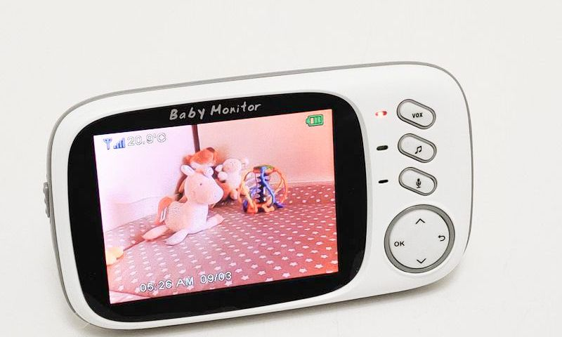 GHB & Syosin Babyphone im Test - Bildqualität