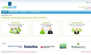 cmypitch.ie home page