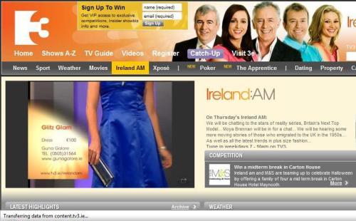 Guna Galore feature on TV3's Ireland AM