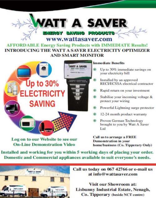 Watt a Saver