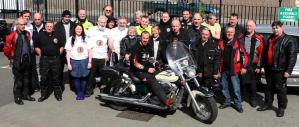 Blazing Bikers Charity Run 2010