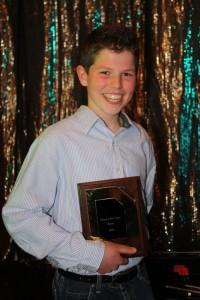 Winner Connor O Meara