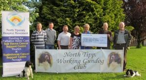 North Tipp working gundog club