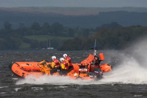 Lough Derg RNLI Lifeboat (1)