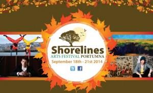 2014 Shorelines Arts Festival