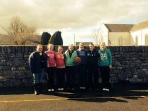 Nenagh Ladies Basket ball March 8th