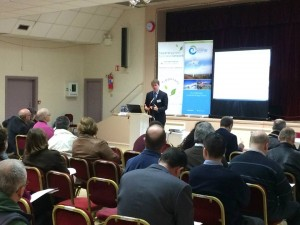 Paul Kenny, CEO< Tipperary Energy Agency, who spoke on the Scale of the Energy Challenge facing Ireland