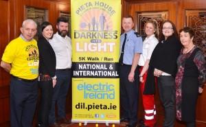 Johnny Togher, Lindsay Sharpe, Electric Ireland (sponsor), Oliver Skehan, Bernard Kennedy, Denise Kennedy, Mairead Ramsbottom, Mary McLoughlin