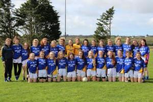 Tipperary U16 Ladies Gaelic Football Team