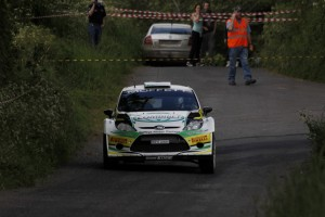 The Circuit of Munster Rally