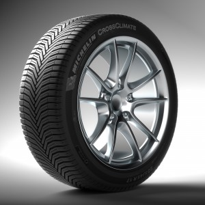 Michelin Introduces New CrossClimate Tyre