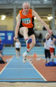 Strong Tipperary performances in the National Master's Athletics