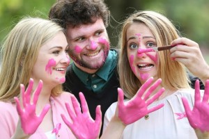 Irish Cancer Society launches Paint it Pink campaign in County Offaly