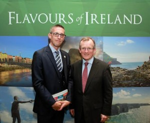 Thurles tourism operator attends 'Flavours' tourism event in London