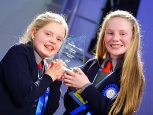 Timahoe Students Are Crowned The Intel Mini Scientists