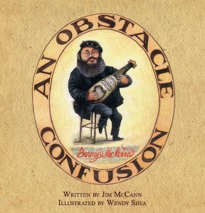 An Obstacle Confusion - Book of Barneyisms - by Jim McCann & Wendy Shea