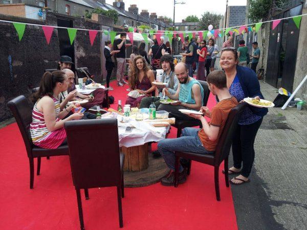 #Belonging16 Community Parties Streetfeast
