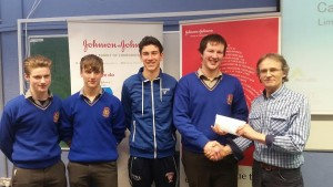 Tipperary Team Through to National Finals of the the European CanSat Competition!