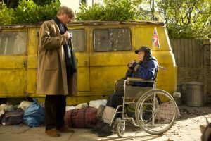 The Lady In The Van Showing At Nenagh Arts Centre
