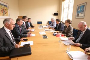 IFA Meets Minister Varadkar On Farm Assist Review