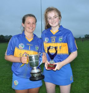 Tipperary Minor A Camogie Munster Champions