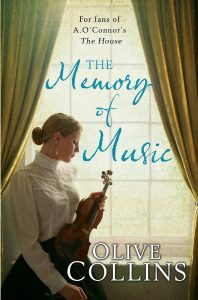 Book Launch By Thurles Author Olive Collins-Memory Of Music