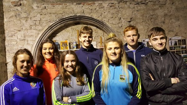 St Josephs Leaving Cert Students atend Bach Concert in Limerick