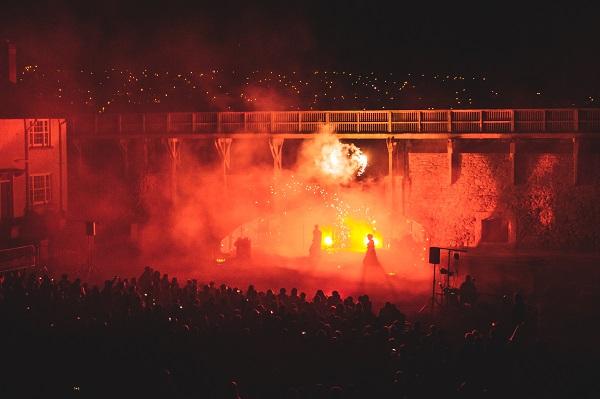 Nenagh will come alive during the Spleodar Hallowe'en Festival