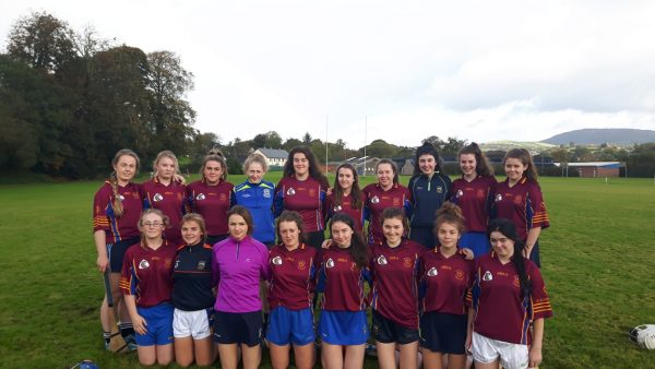 Camogie Senior Team