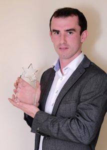 Paddy Moynihan of Unibooks Ltd