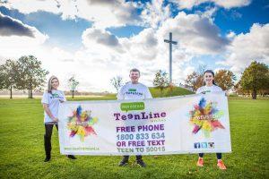 Hugh Increase In Teenagers Contacting Teeline Ireland For Support in 2016