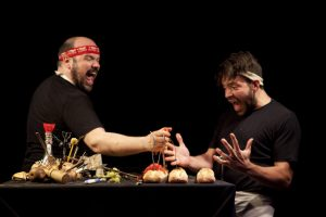 Ubu On The Table At Nenagh Arts Centre