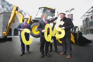 Taoiseach Enda Kenny Officially Launches CQMS'17