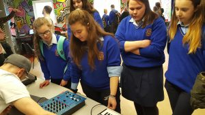 Borrisoleigh Students Exhibit Projects In SciFest At School 2017