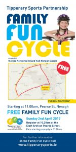 Visit Nenagh Classic Fun Family Cycle