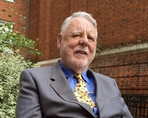 Pictured is humanitarian and author Terry Waite CBE. Terry and multi award winning author Colm Tóibín are just two of the speakers set to take to the stage at the 15th annual Immrama Festival of Travel Writing which will take place in Lismore this June 15th to 18th Ð details of the 2017 festival programme were announced on March 9th, for the full programme list see www.lismoreimmrama.com
