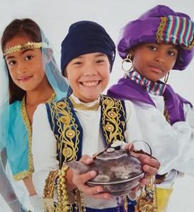 Aladdin at the Nenagh Arts Centre