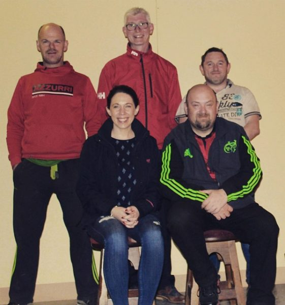 Borrisokane Players present Conor McPherson's critically acclaimed production of The Weir