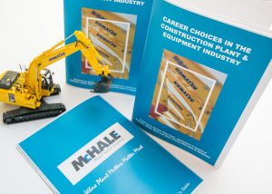 Birdhill Firm Publishes Booklet 'Career Choices in the Construction Plant and Equipment Industry'