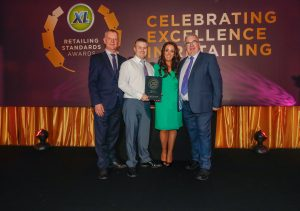 Tipperary Store Named XL Store Of The Year At Prestigious XL Retailing Standard Awards