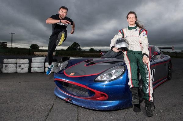 Thomas Barr & Nicole Drought Launch Team Ireland's World University Games Campaign