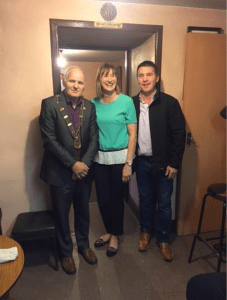 Borrisoleigh Festival 2017 Launched in Coffey's Bar