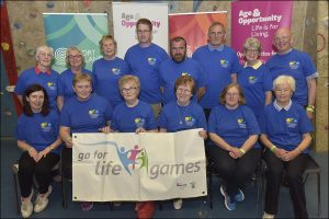 Tipperary Team Competes At Go For Life Games 2017