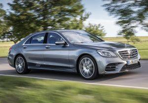 New Mercedes-Benz S-Class A 'Technological Master Class'