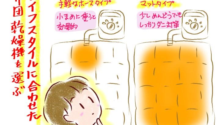 ダニ対策のための布団乾燥機の使用時間と頻度について理解しよう