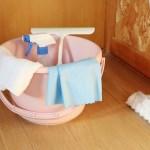 トイレの床の掃除はワイパーを使ってピカピカに仕上げよう