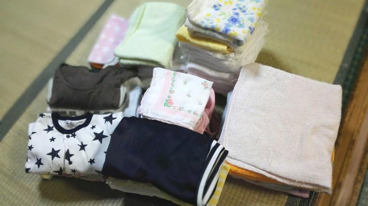タンスへの収納数がアップする洋服のたたみ方と収納術をご紹介