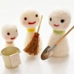 【壁紙の掃除のコツ】セスキ炭酸ソーダは手垢やヤニに効果的です